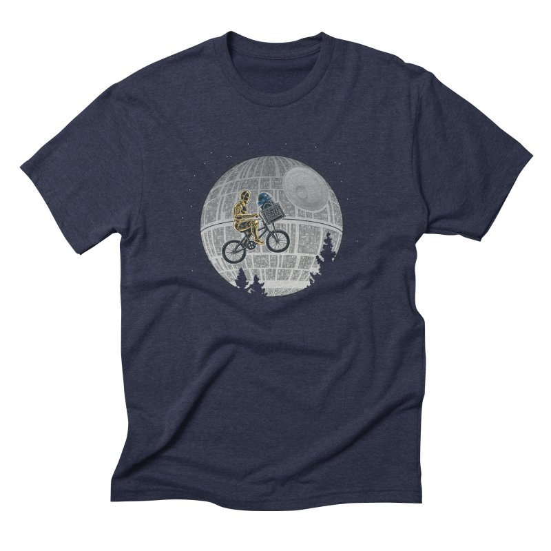E2T2 Men's Triblend T-Shirt by WIRDOU