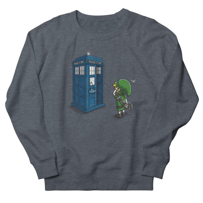 The Ocarina of Time Travel Women's Sweatshirt by WIRDOU
