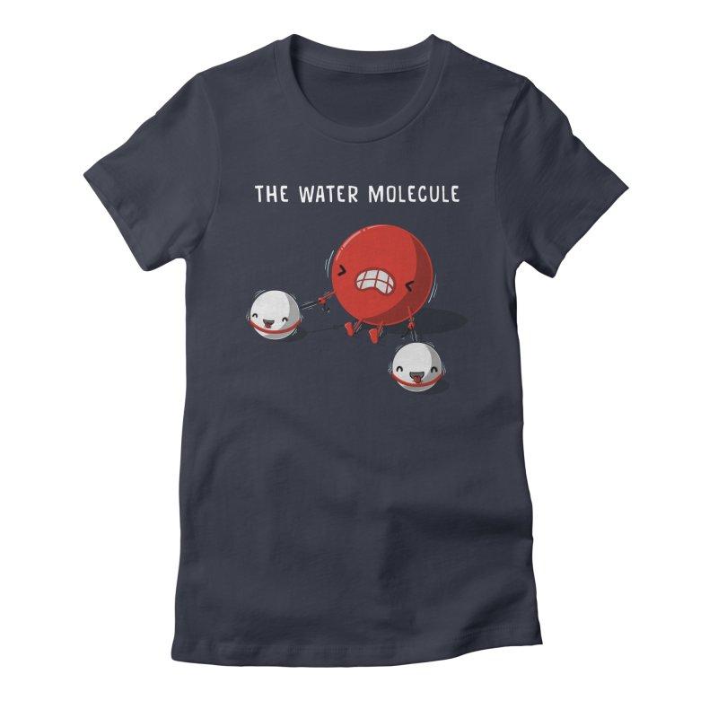 The water molecule   by WIRDOU