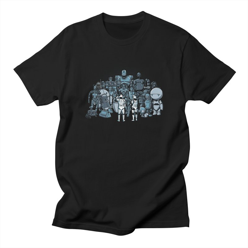 These aren't the droids you are looking for Men's T-Shirt by WIRDOU