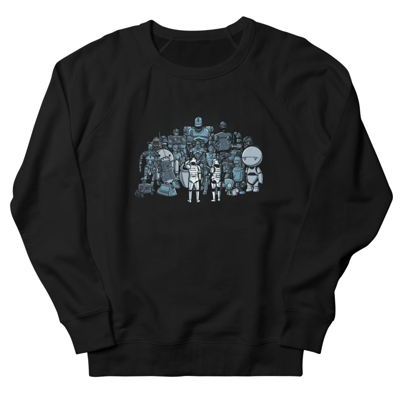 These aren't the droids you are looking for Women's Sweatshirt by WIRDOU