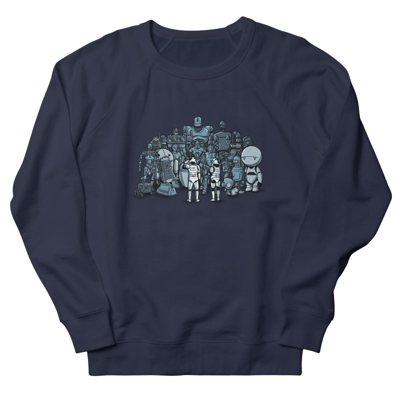These aren't the droids you are looking for Men's Sweatshirt by WIRDOU