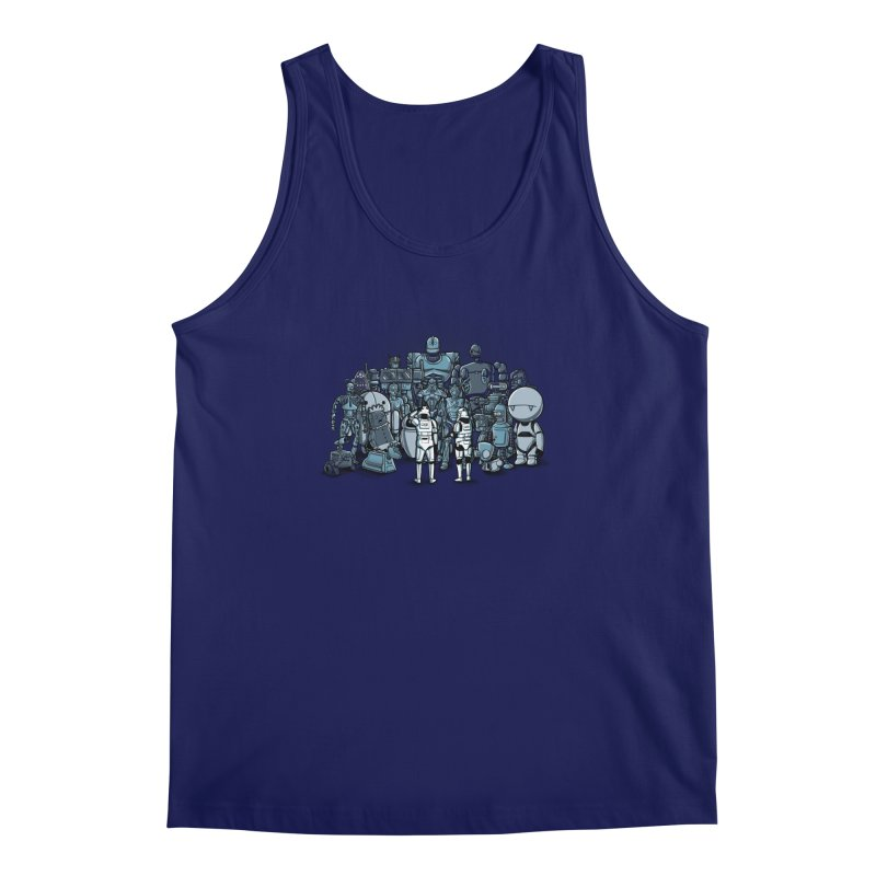 These aren't the droids you are looking for Men's Tank by WIRDOU