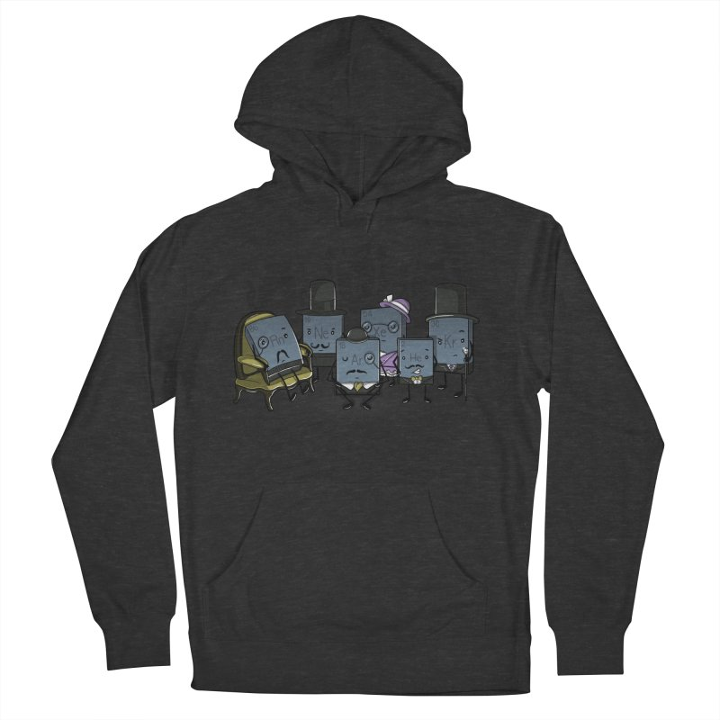 Noble Gases Men's Pullover Hoody by WIRDOU