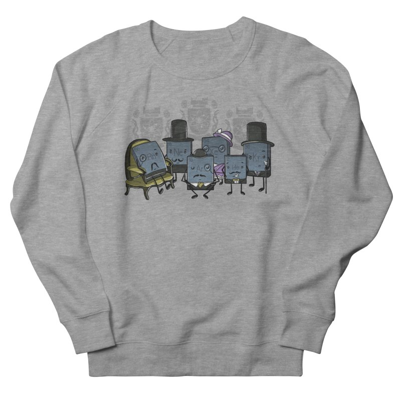 Noble Gases Men's Sweatshirt by WIRDOU