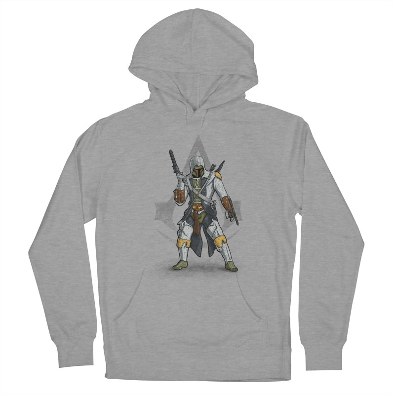 Ultimate Assassin Men's Pullover Hoody by WIRDOU
