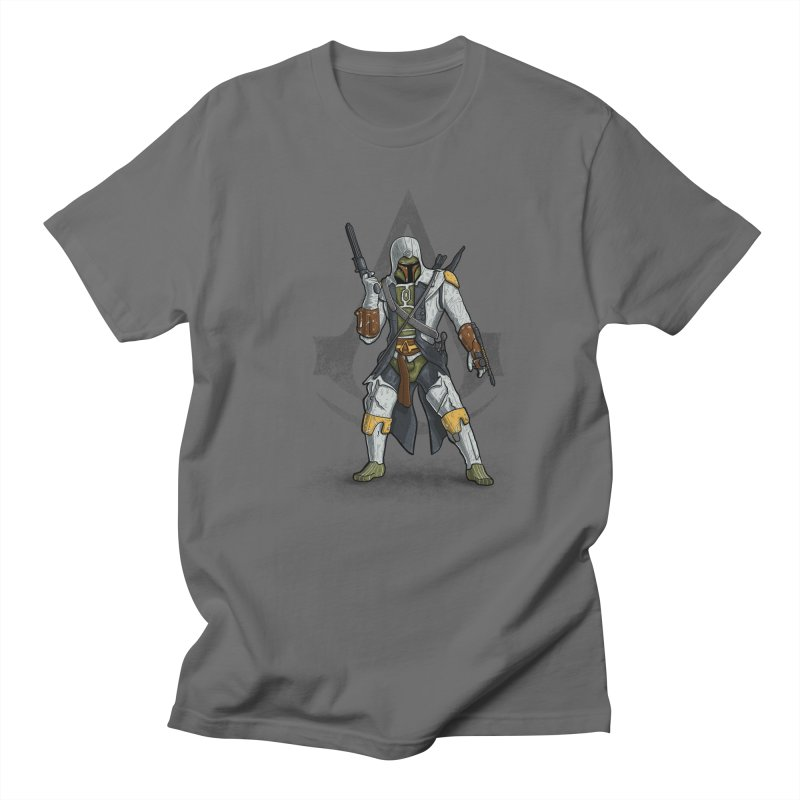 Ultimate Assassin Men's T-Shirt by WIRDOU