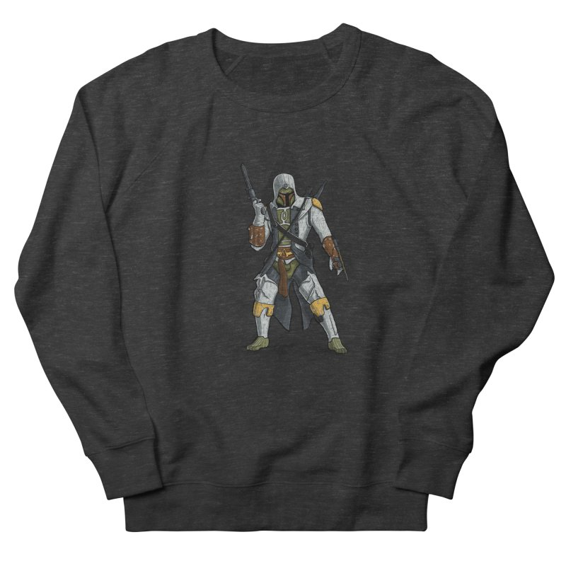 Ultimate Assassin Men's Sweatshirt by WIRDOU