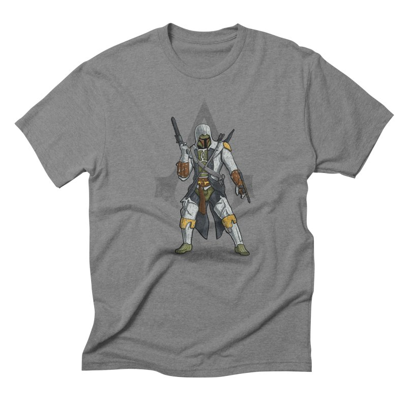 Ultimate Assassin Men's Triblend T-shirt by WIRDOU