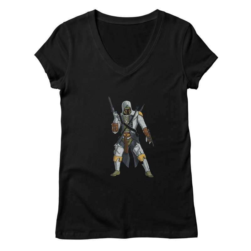 Ultimate Assassin Women's V-Neck by WIRDOU