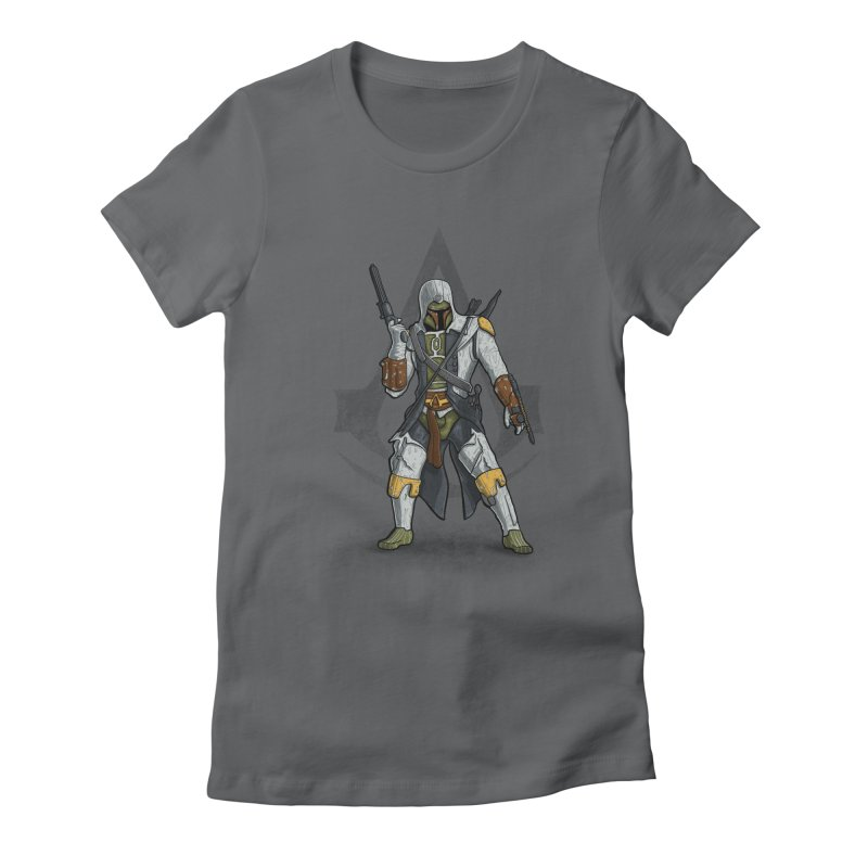 Ultimate Assassin Women's Fitted T-Shirt by WIRDOU
