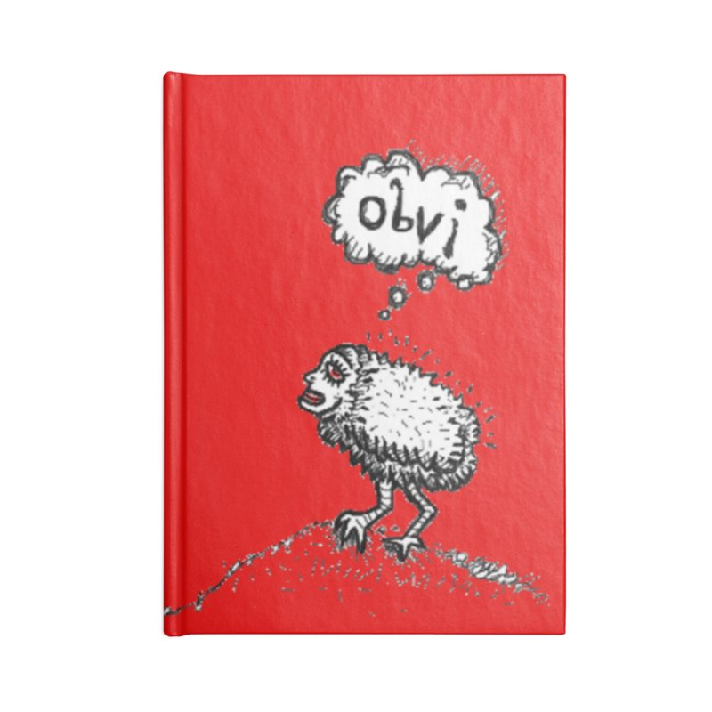 OBVI Accessories Notebook by WISE FINGER LAB