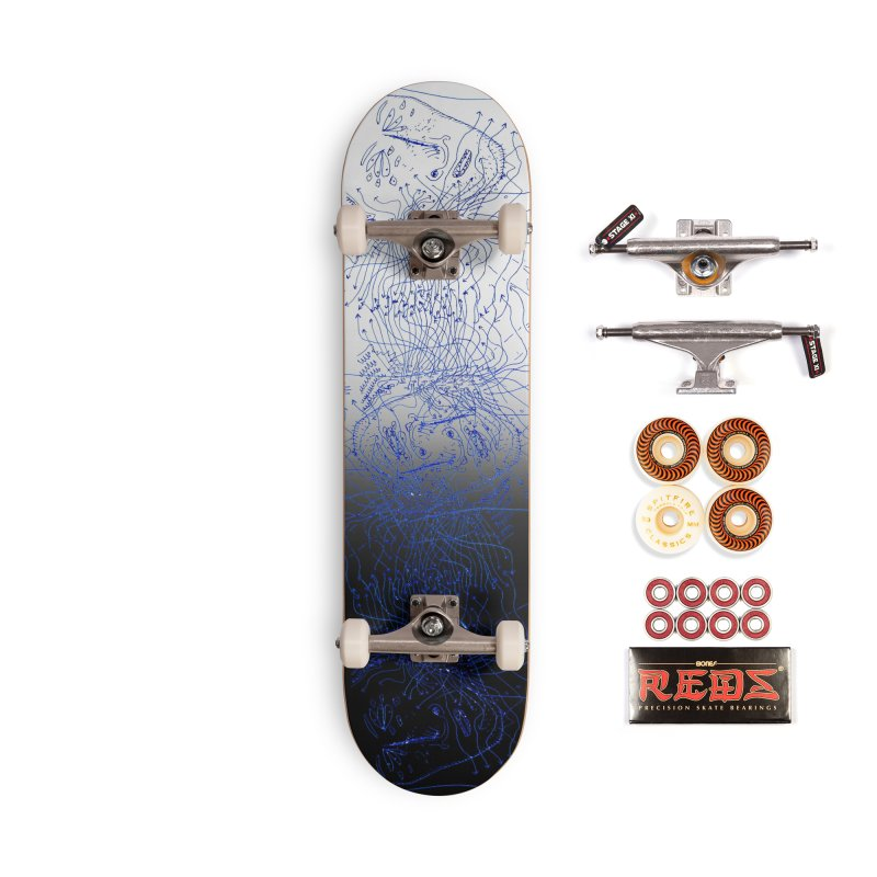 COMPENDIUMS - MOVEMENT Accessories Skateboard by WISE FINGER LAB