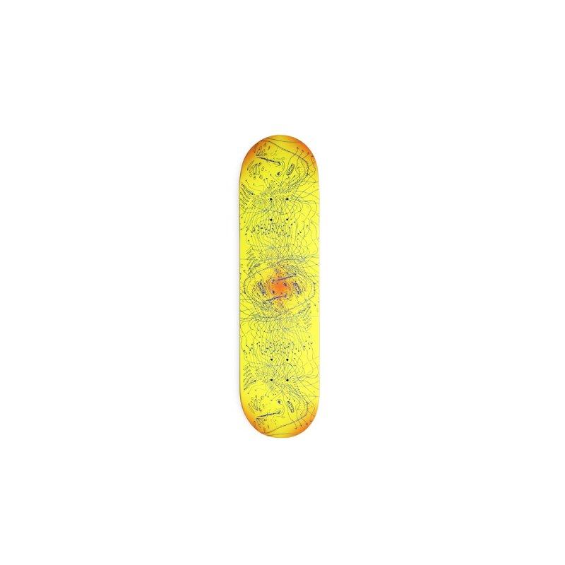 COMPENDIUMS - SUNBURN Accessories Skateboard by WISE FINGER LAB