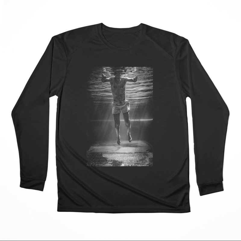 FLOAT SERIES - MIND AND BODY - MAN 3 Women's Longsleeve T-Shirt by WISE FINGER LAB
