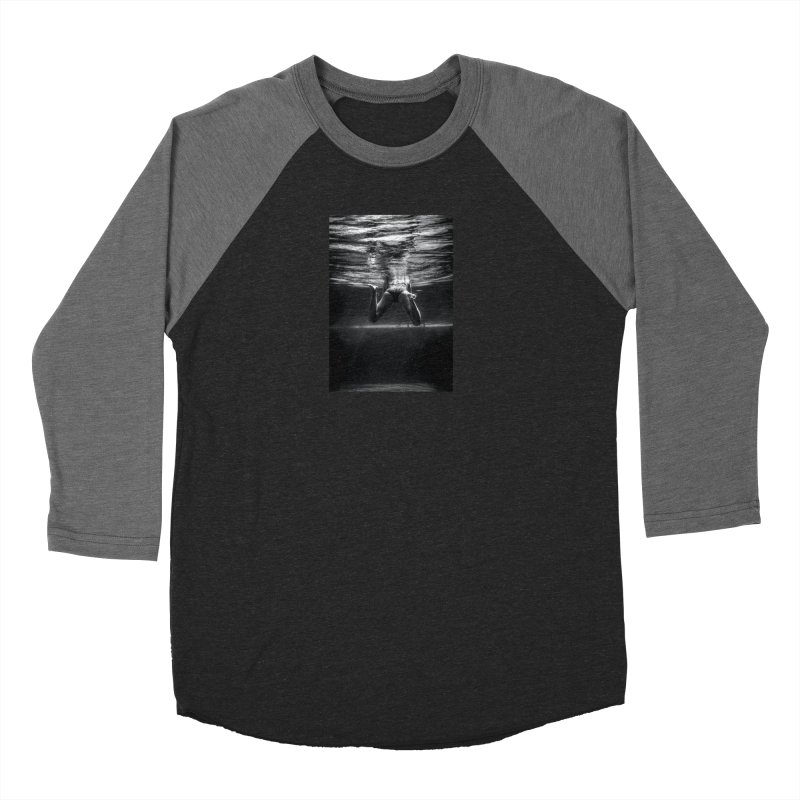 FLOAT SERIES - MIND AND BODY - WOMAN 2 Women's Longsleeve T-Shirt by WISE FINGER LAB