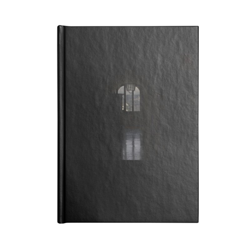 RUN FOR THE HILLS Accessories Notebook by WISE FINGER LAB