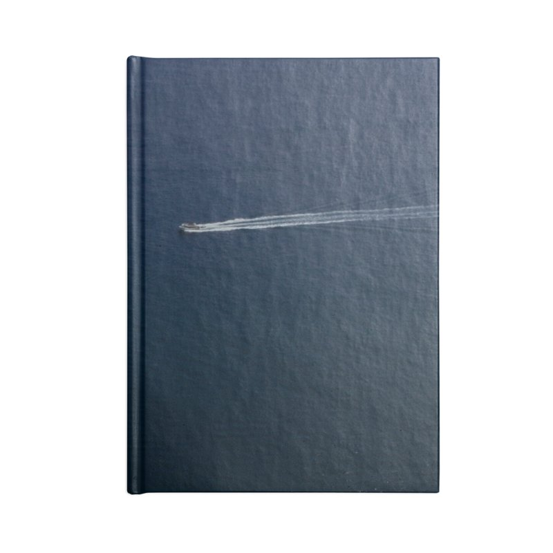 THE PATH AHEAD Accessories Notebook by WISE FINGER LAB