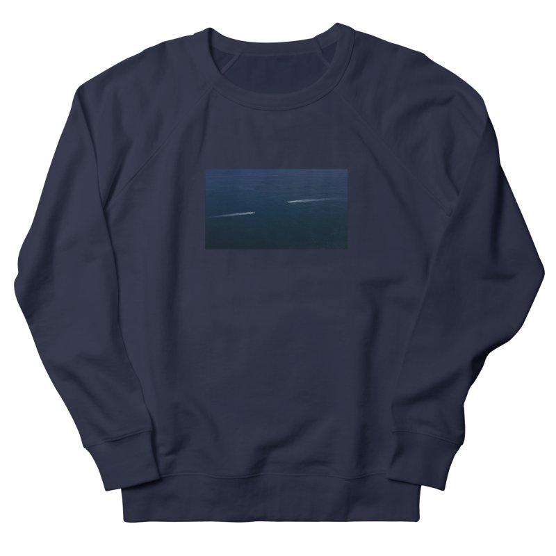 THE PATH AHEAD Women's Sweatshirt by WISE FINGER LAB