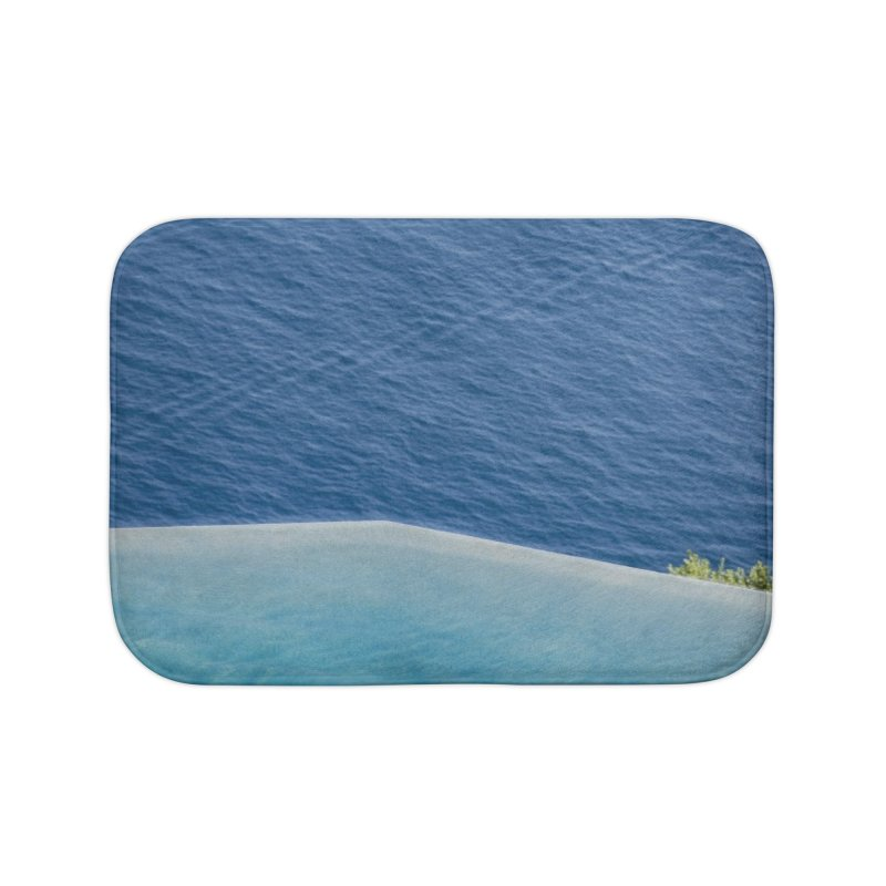 DIVIDED Home Bath Mat by WISE FINGER LAB