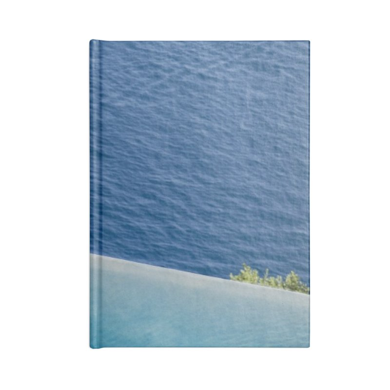 DIVIDED Accessories Notebook by WISE FINGER LAB