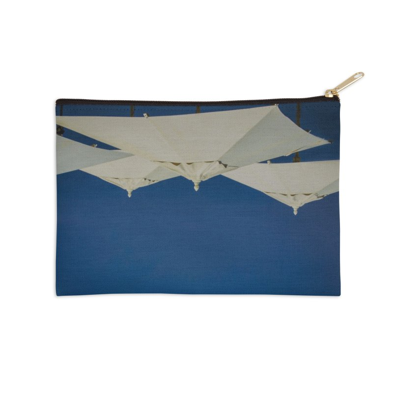 SHADE Accessories Zip Pouch by WISE FINGER LAB