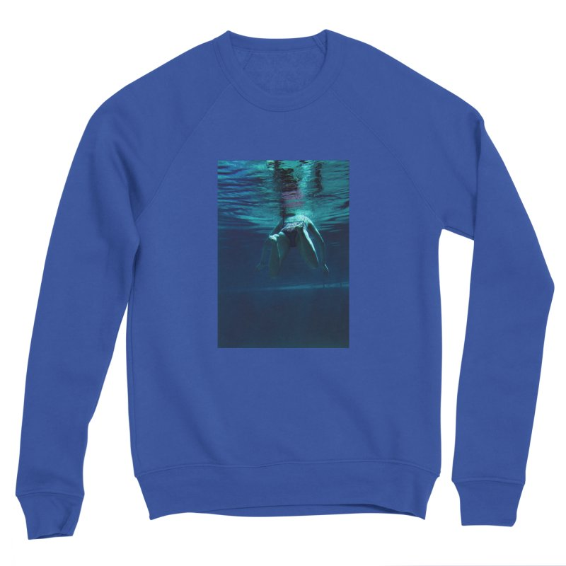 FLOAT SERIES - MIND AND BODY - COLOR - WOMAN 1 Women's Sweatshirt by WISE FINGER LAB