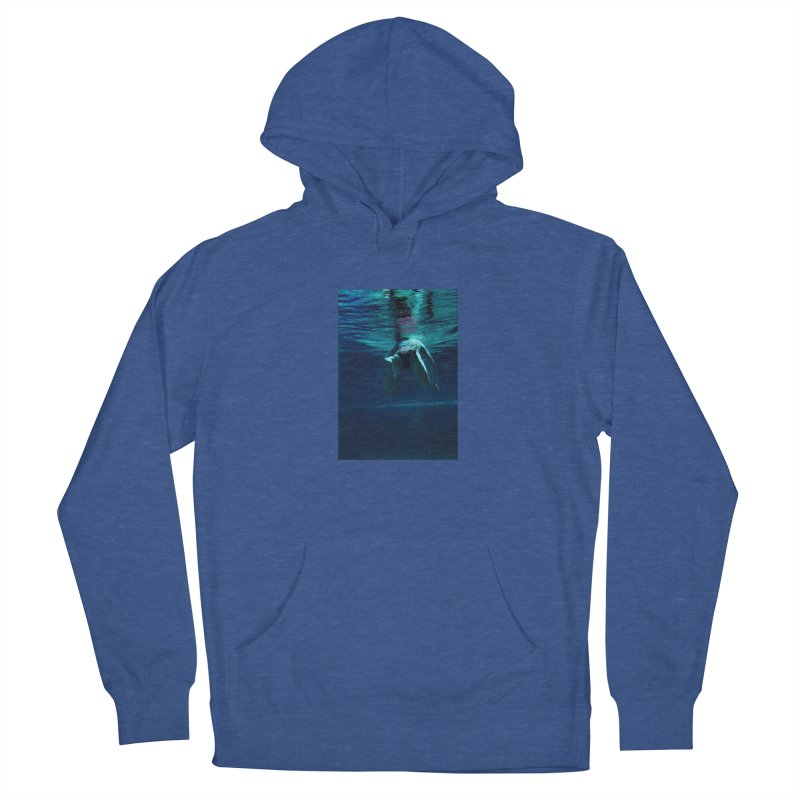 FLOAT SERIES - MIND AND BODY - COLOR - WOMAN 1 Women's Pullover Hoody by WISE FINGER LAB