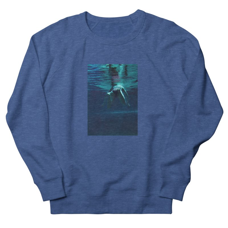 FLOAT SERIES - MIND AND BODY - COLOR - WOMAN 1 Men's Sweatshirt by WISE FINGER LAB