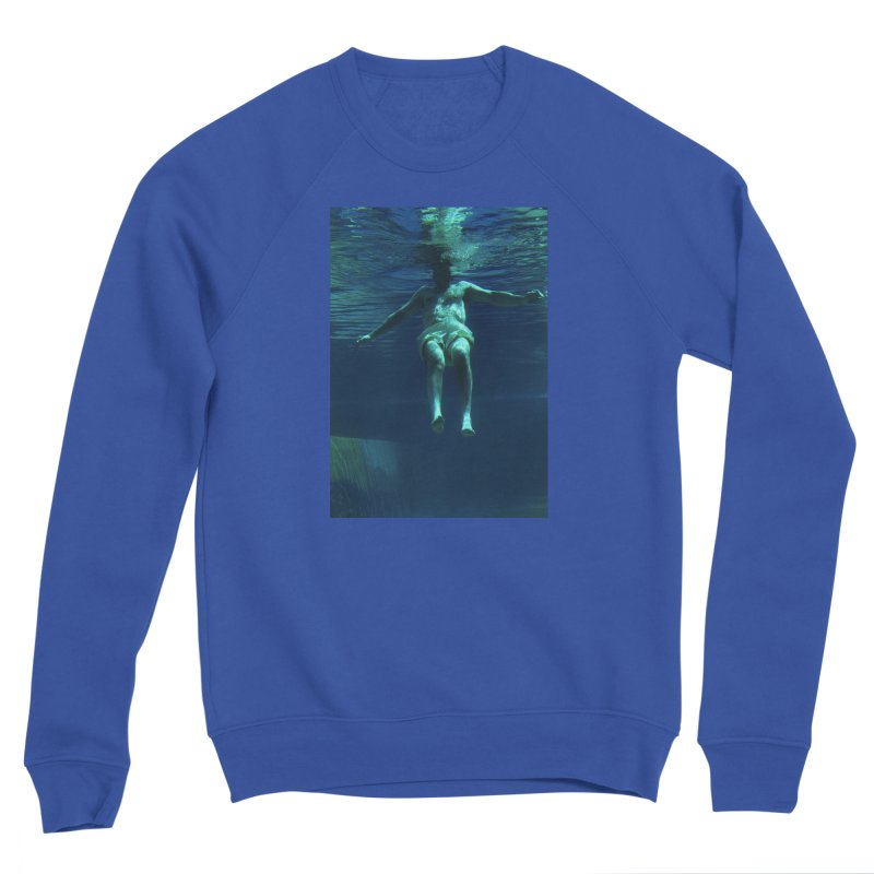FLOAT SERIES - MIND AND BODY - COLOR - MAN 4 Men's Sweatshirt by WISE FINGER LAB
