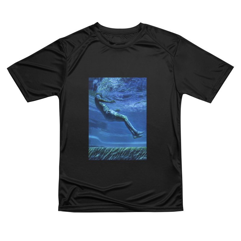 FLOAT SERIES - MIND AND BODY - COLOR - MAN 1 Men's T-Shirt by WISE FINGER LAB