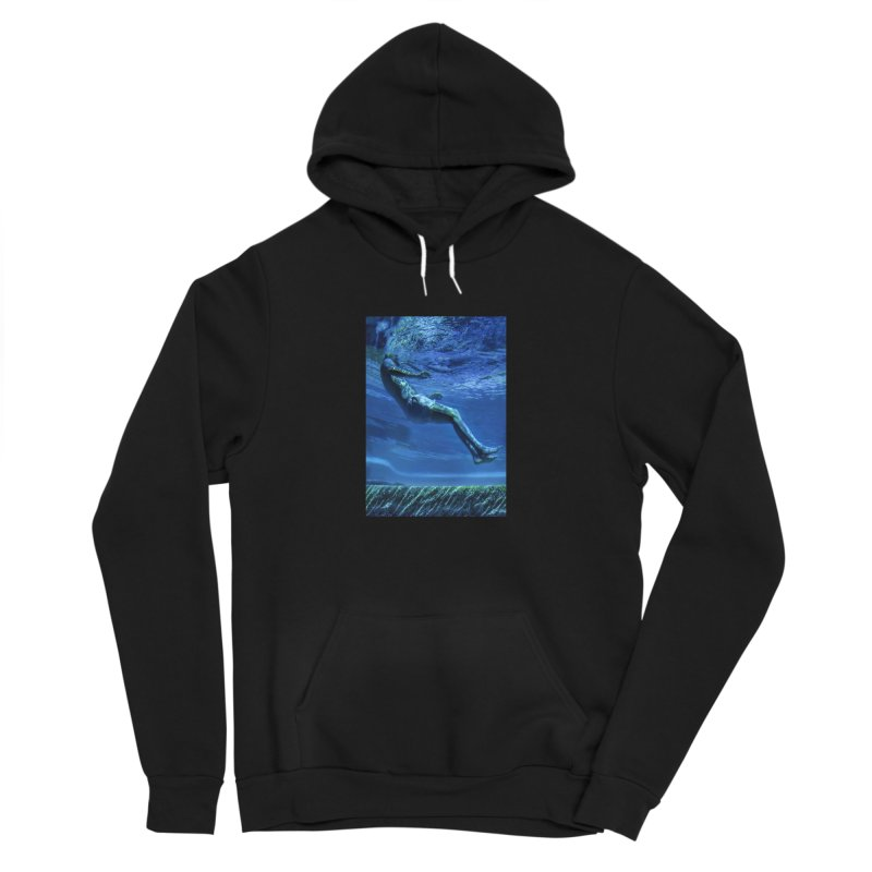 FLOAT SERIES - MIND AND BODY - COLOR - MAN 1 Men's Pullover Hoody by WISE FINGER LAB