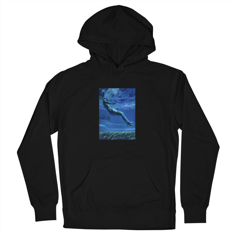 FLOAT SERIES - MIND AND BODY - COLOR - MAN 1 Women's Pullover Hoody by WISE FINGER LAB
