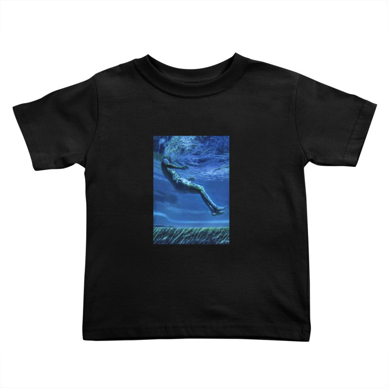 FLOAT SERIES - MIND AND BODY - COLOR - MAN 1 Kids Toddler T-Shirt by WISE FINGER LAB