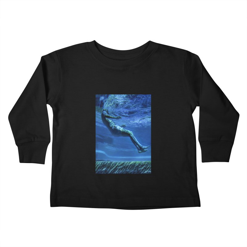 FLOAT SERIES - MIND AND BODY - COLOR - MAN 1 Kids Toddler Longsleeve T-Shirt by WISE FINGER LAB