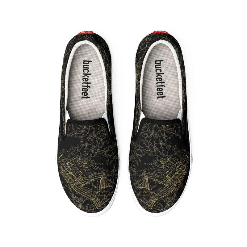 ELECTRONIQUE Men's Shoes by WISE FINGER LAB