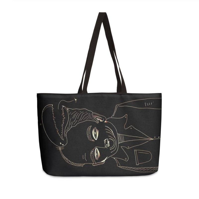BIRDBRAIN MANDIBLE Accessories Bag by WISE FINGER LAB