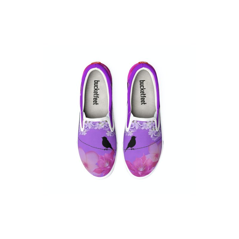 SHOE POT - PLUM JAM Women's Shoes by WISE FINGER LAB