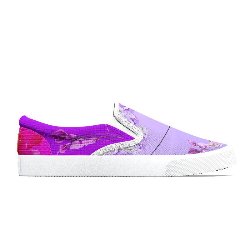 SHOE POT - LILAC LILIPAD Women's Shoes by WISE FINGER LAB