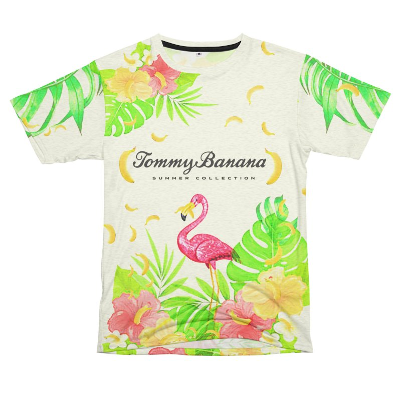 TOMMY BANANA - BANANA SHAKE Women's Cut & Sew by WISE FINGER LAB