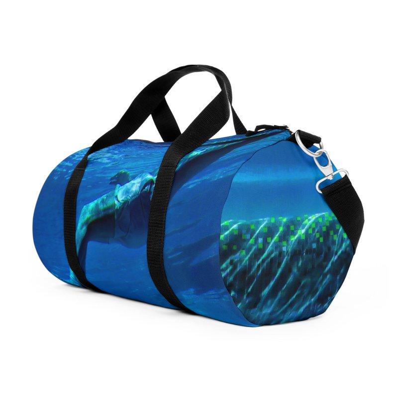 FLOAT DUFFLE TEST Accessories Bag by WISE FINGER LAB