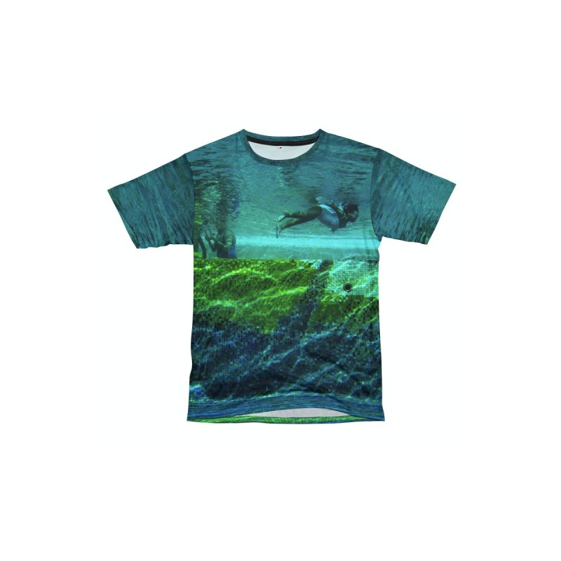 FLOAT SERIES - FINDING HER FINS 1 Women's Cut & Sew by WISE FINGER LAB