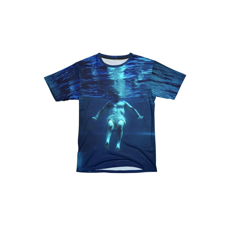 FLOAT SERIES - MIND AND BODY - MAN 3 Women's Cut & Sew by WISE FINGER LAB