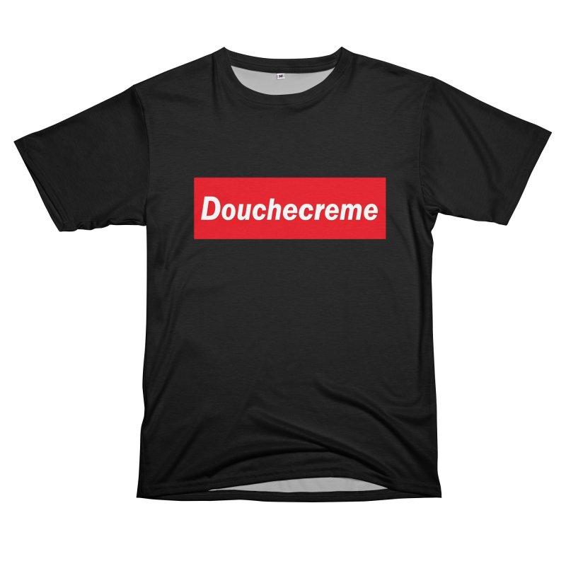 DOUCHECREME Men's Cut & Sew by WISE FINGER LAB