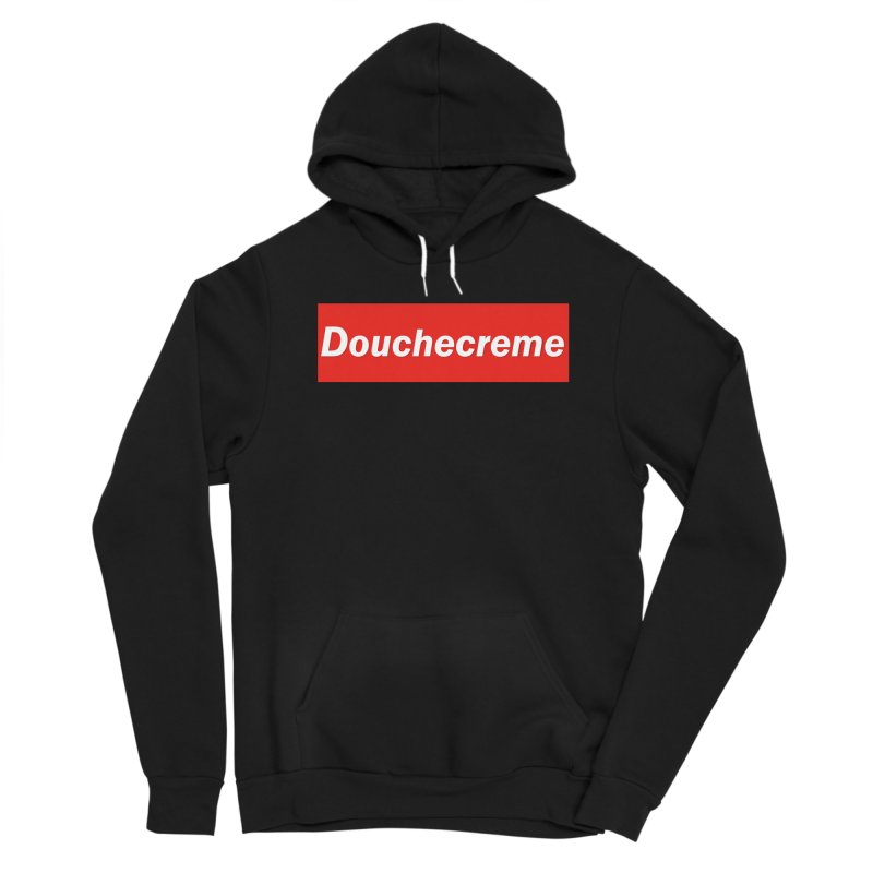 DOUCHECREME Women's Pullover Hoody by WISE FINGER LAB