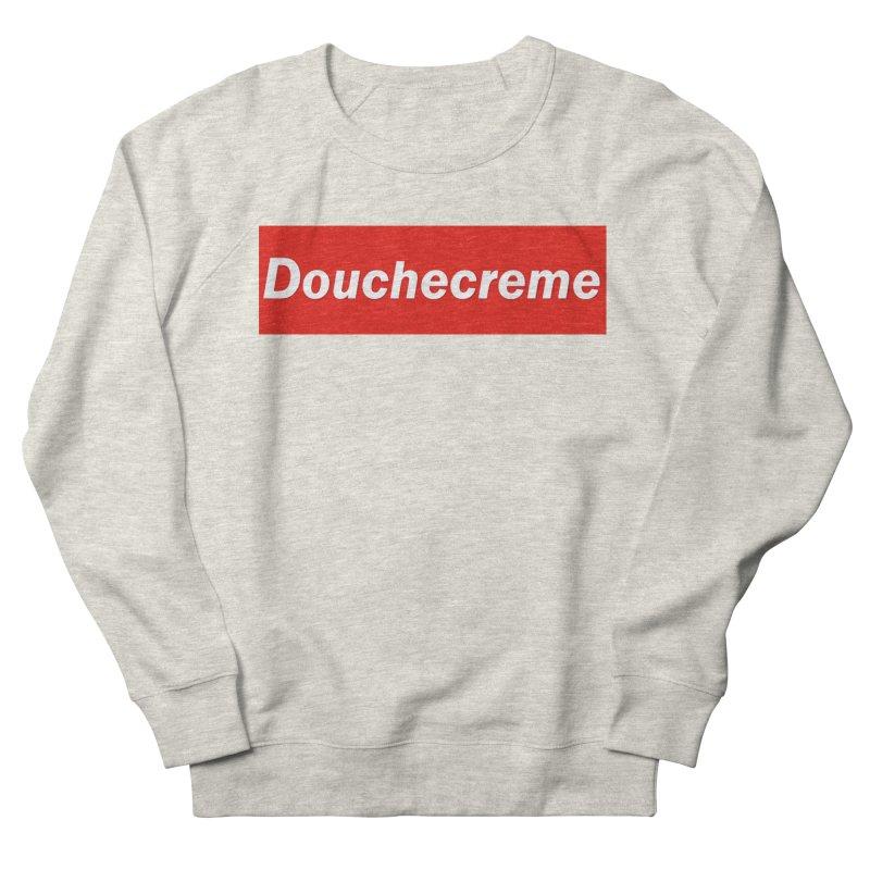 DOUCHECREME Men's Sweatshirt by WISE FINGER LAB