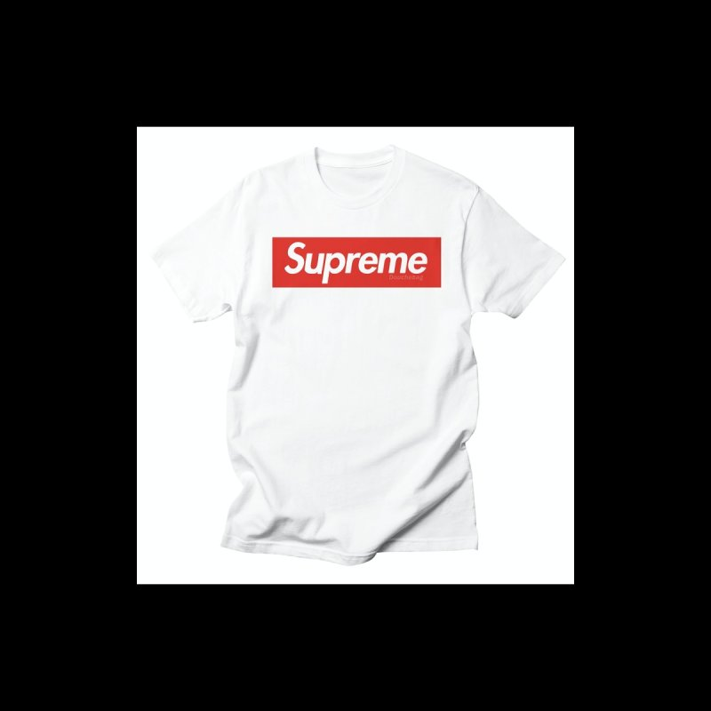 SUPREME DOUCHEBAG Kids Toddler Longsleeve T-Shirt by WISE FINGER LAB