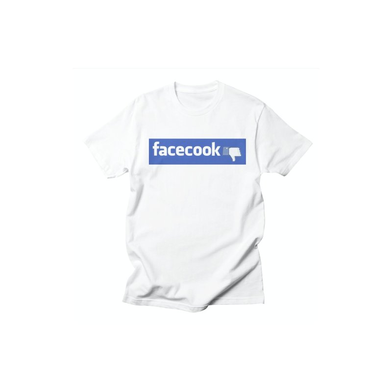FACECOOK Kids Toddler T-Shirt by WISE FINGER LAB