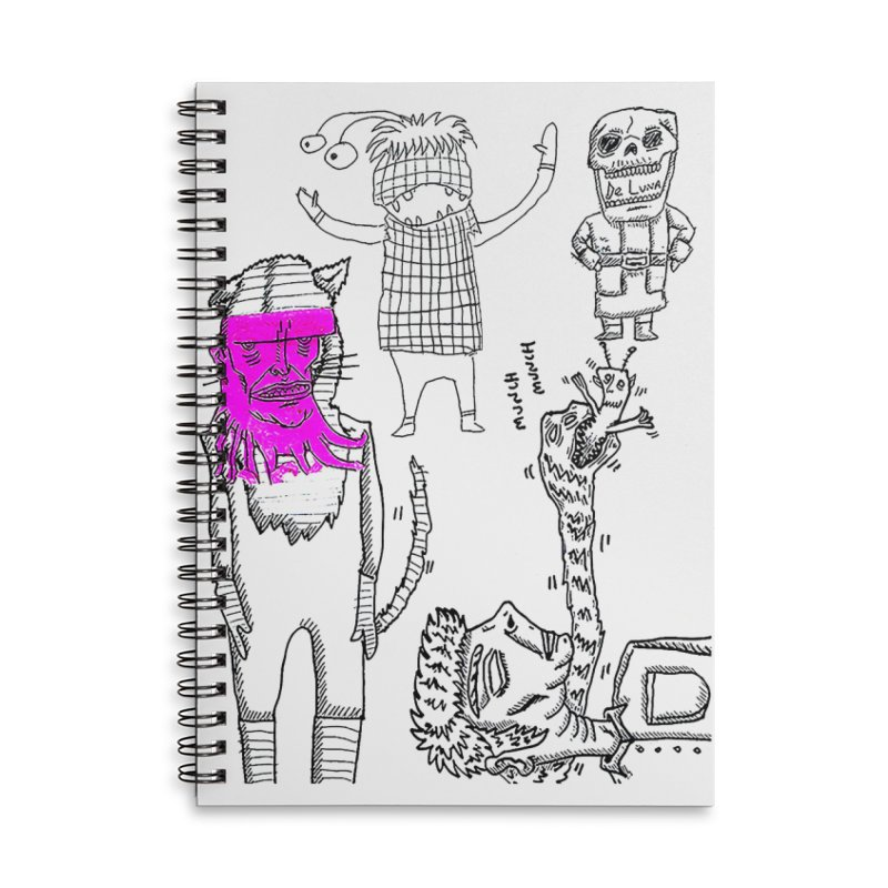 THE LAB Accessories Notebook by WISE FINGER LAB