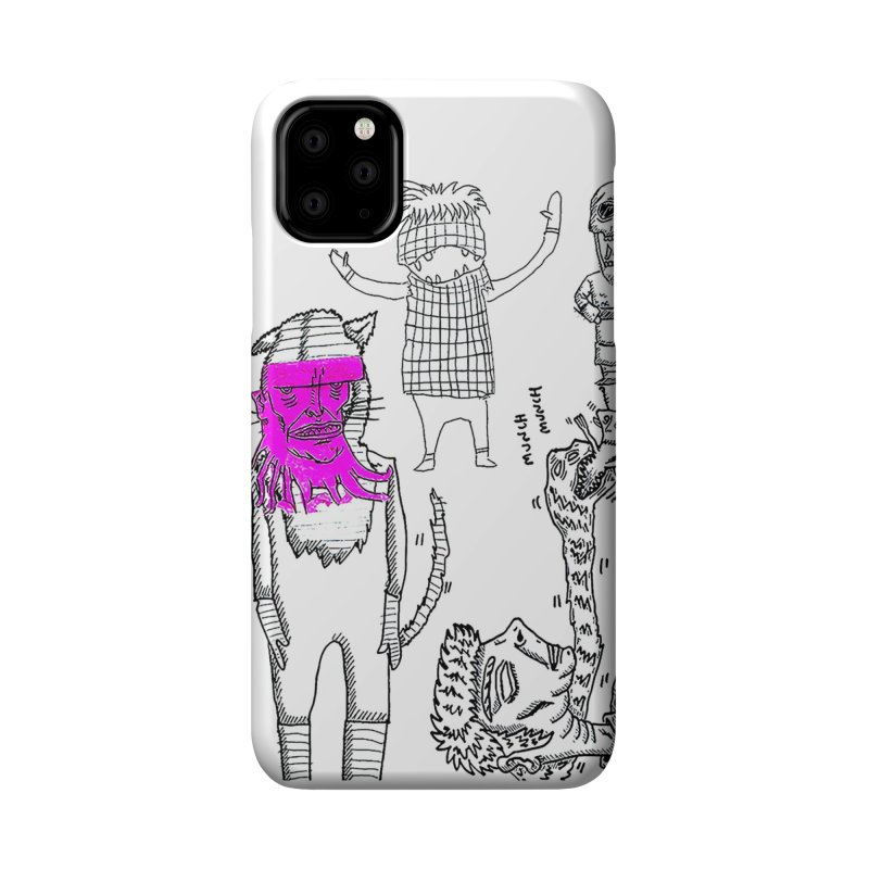 THE LAB Accessories Phone Case by WISE FINGER LAB